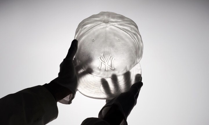 Daniel Arsham 打造全透明水晶质感洋基帽