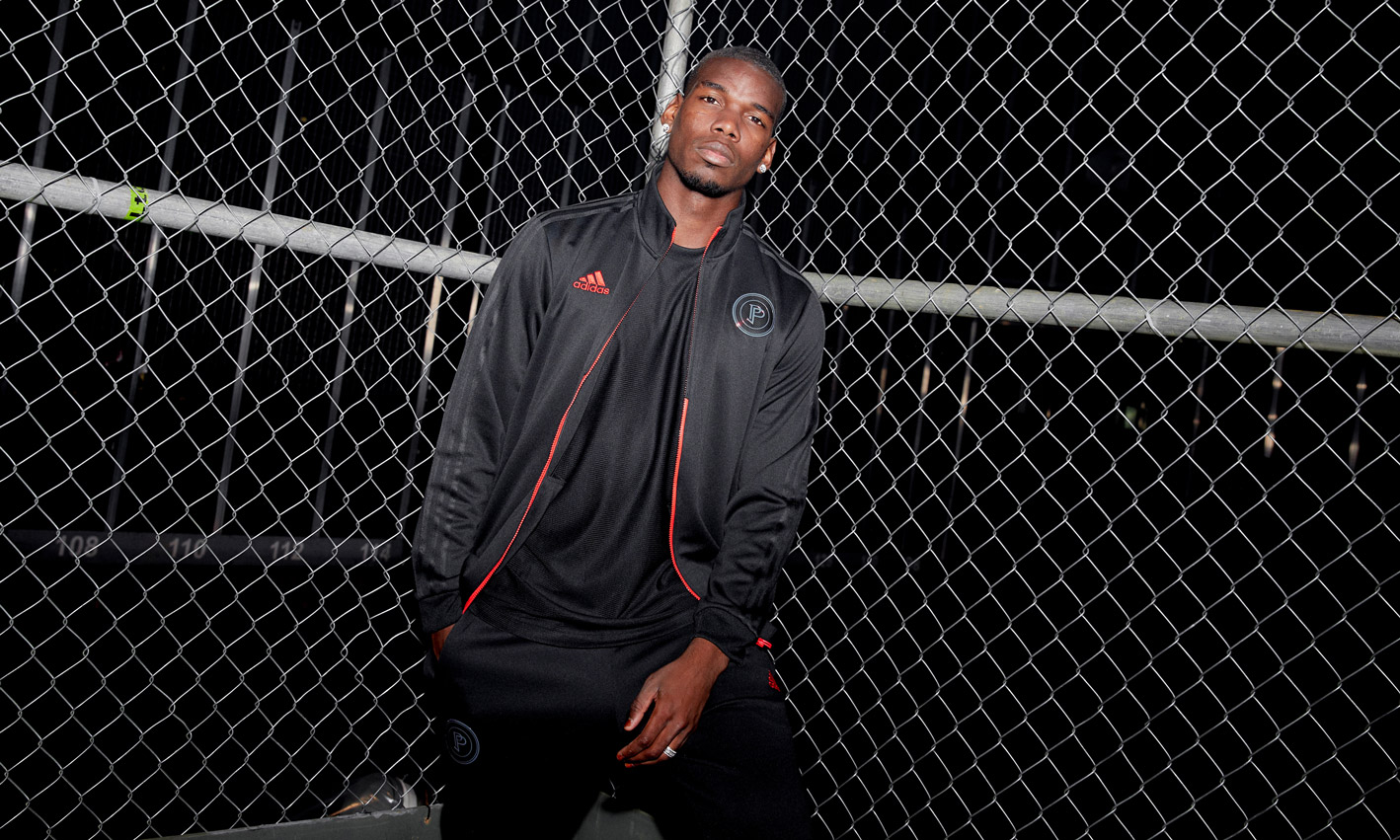 篮球主题加入,adidas 携手博格巴打造 2019 春夏别注系列