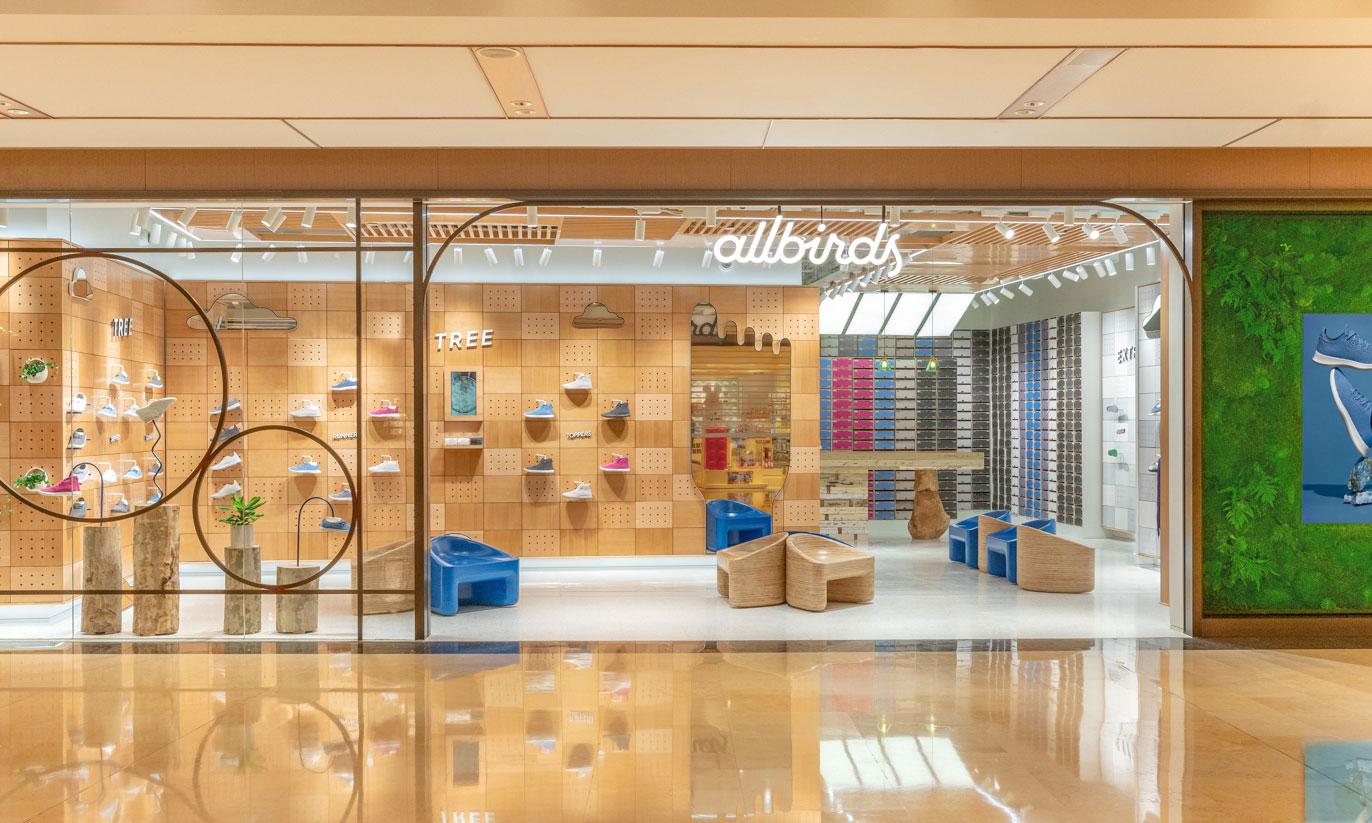 旧金山创新鞋履品牌 Allbirds 于上海兴业太古汇开设首家亚洲门店