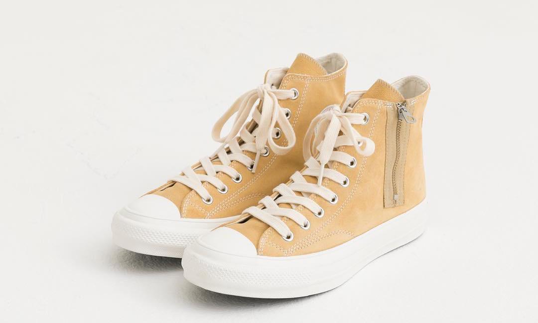 激动人心,NIGO® x CONVERSE ADDICT 联名鞋款即将发售