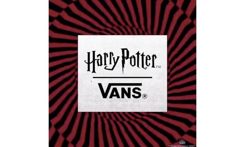 Vans 即将与《哈利波特》带来联名系列