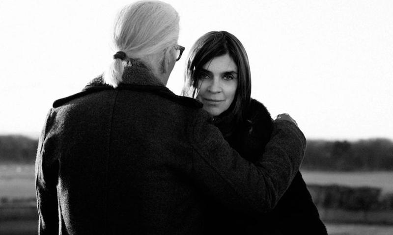 Carine Roitfeld 将担任 Karl Lagerfeld 同名品牌造型顾问