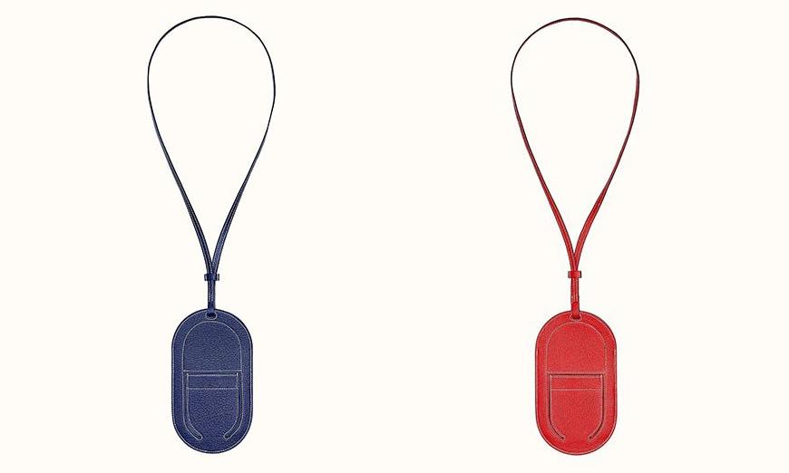 """重制经典设计,Hermès 推出全新项链式手机包 """"In-the-Loop"""""""