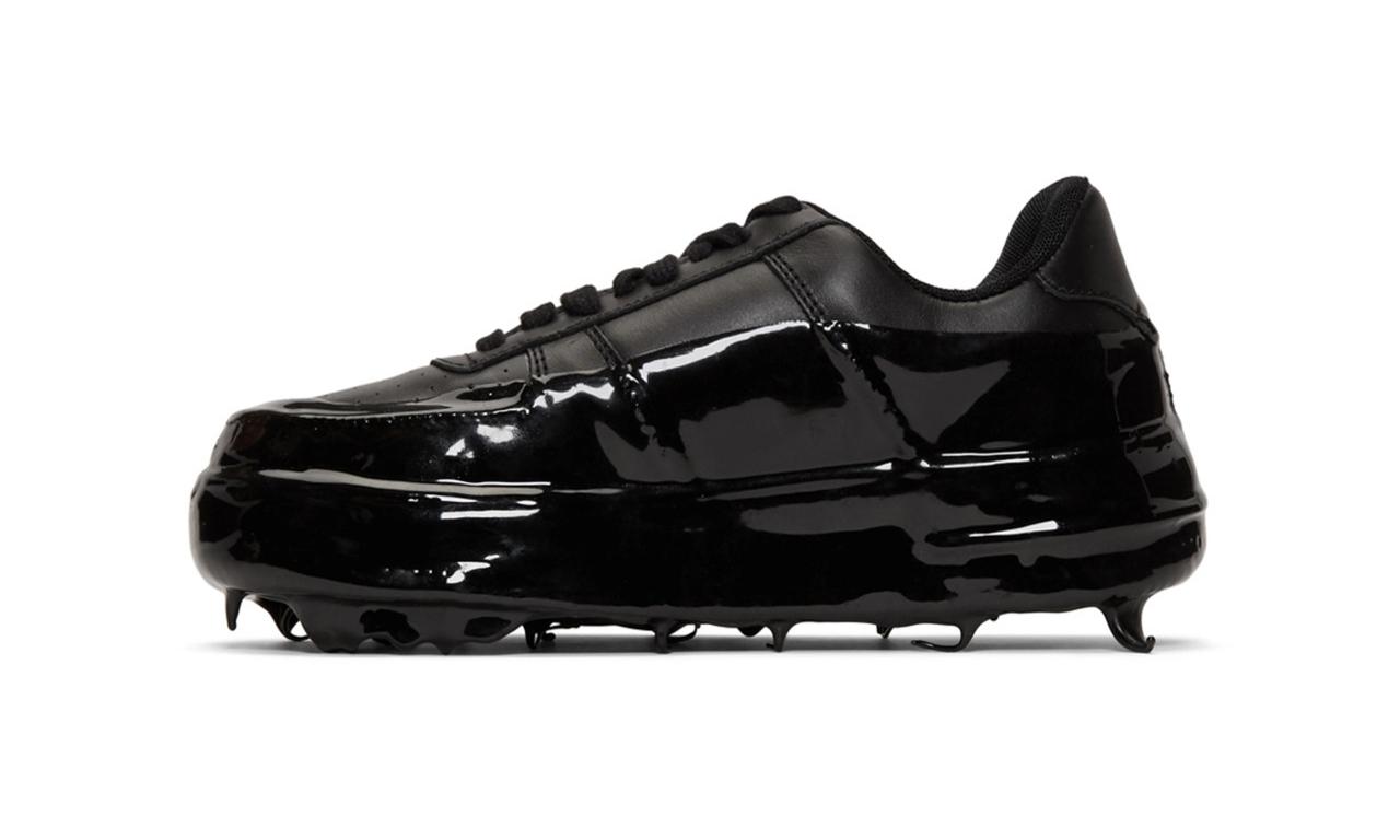424 终于上架发售新款滴蜡球鞋