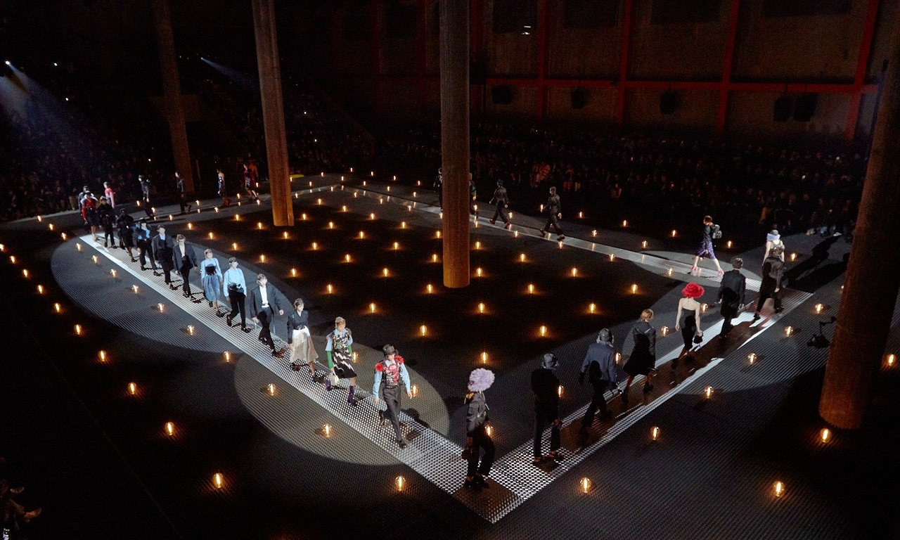 Prada 2020 年春夏男装系列时装秀将在上海举办
