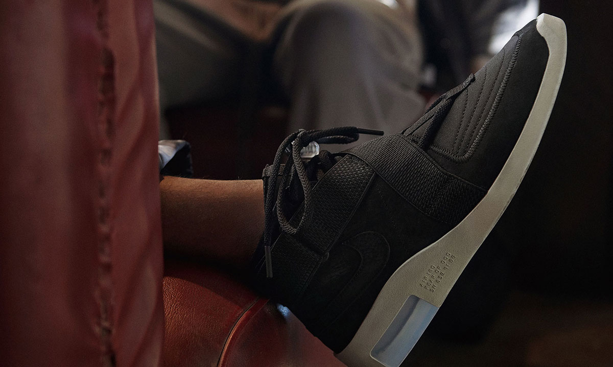 Nike Air Fear of God 2019 年春夏系列将于本月下旬发售