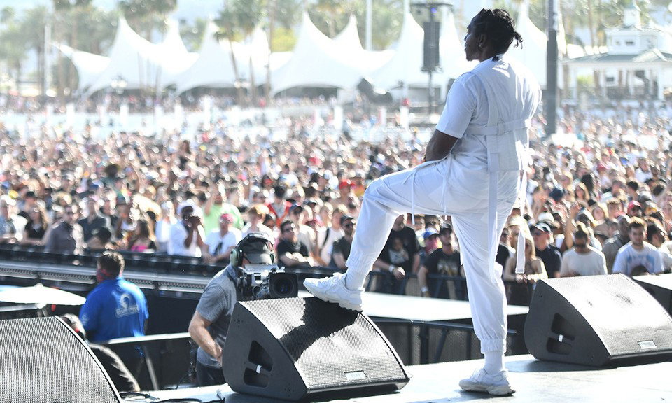 Pusha-T 于 Coachella 预告与 adidas 联名 Ozweego 鞋款