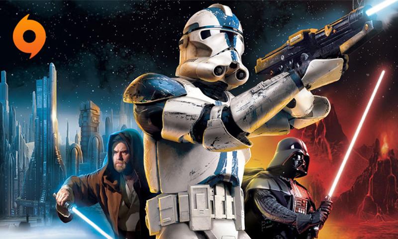 EA 发售十二款《星球大战》经典游戏