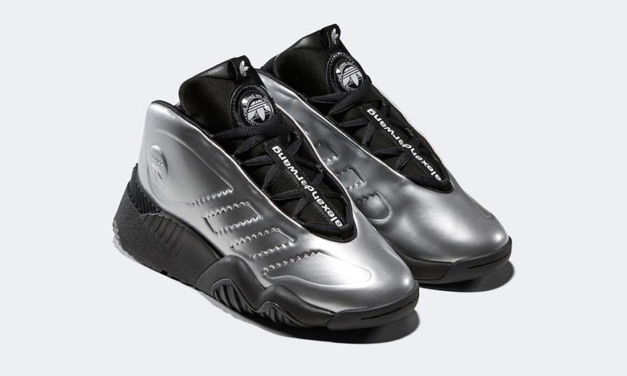 一改往日风格,Alexander Wang x adidas 推出科幻风球鞋