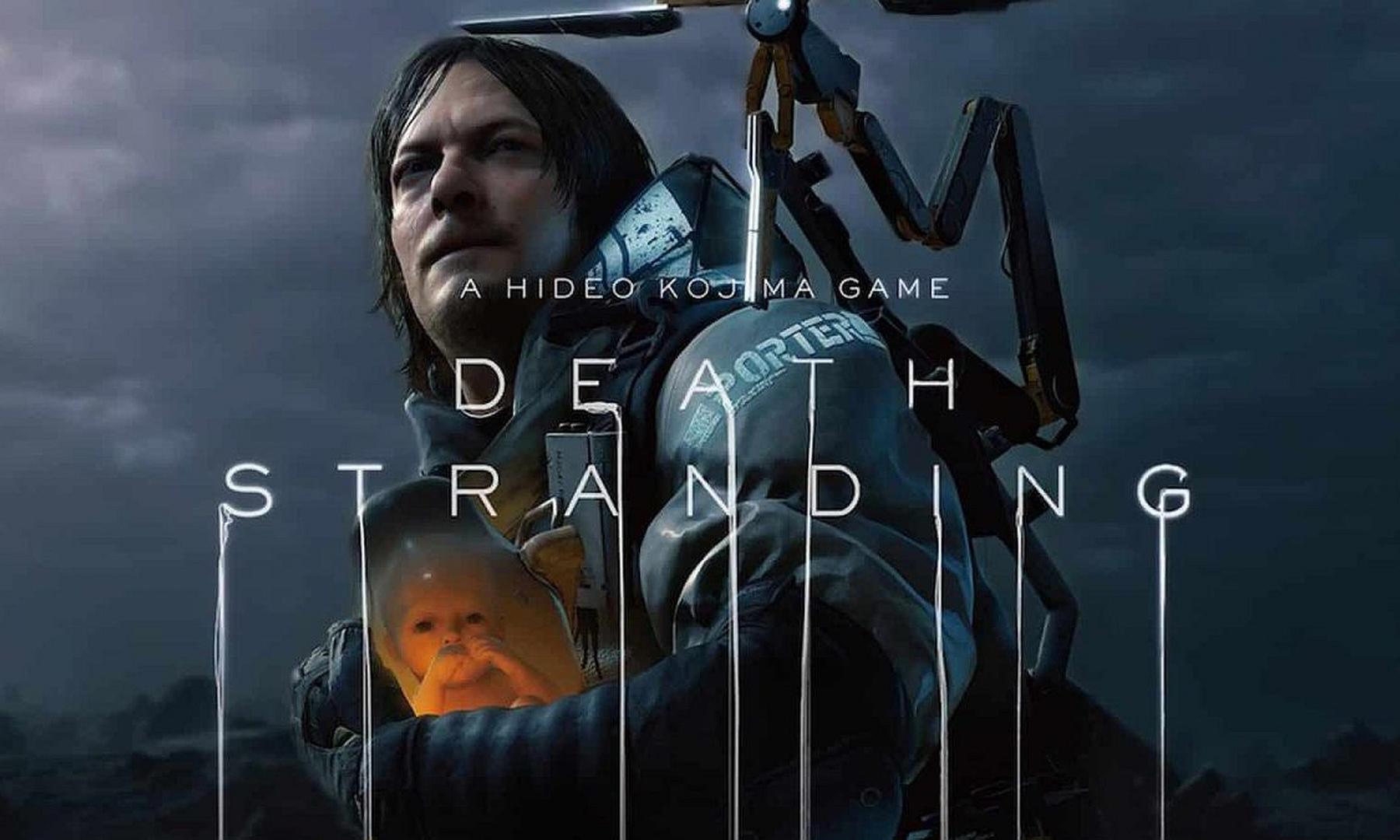 年度巨制,PS 独占大作《死亡搁浅》释出全新预告片