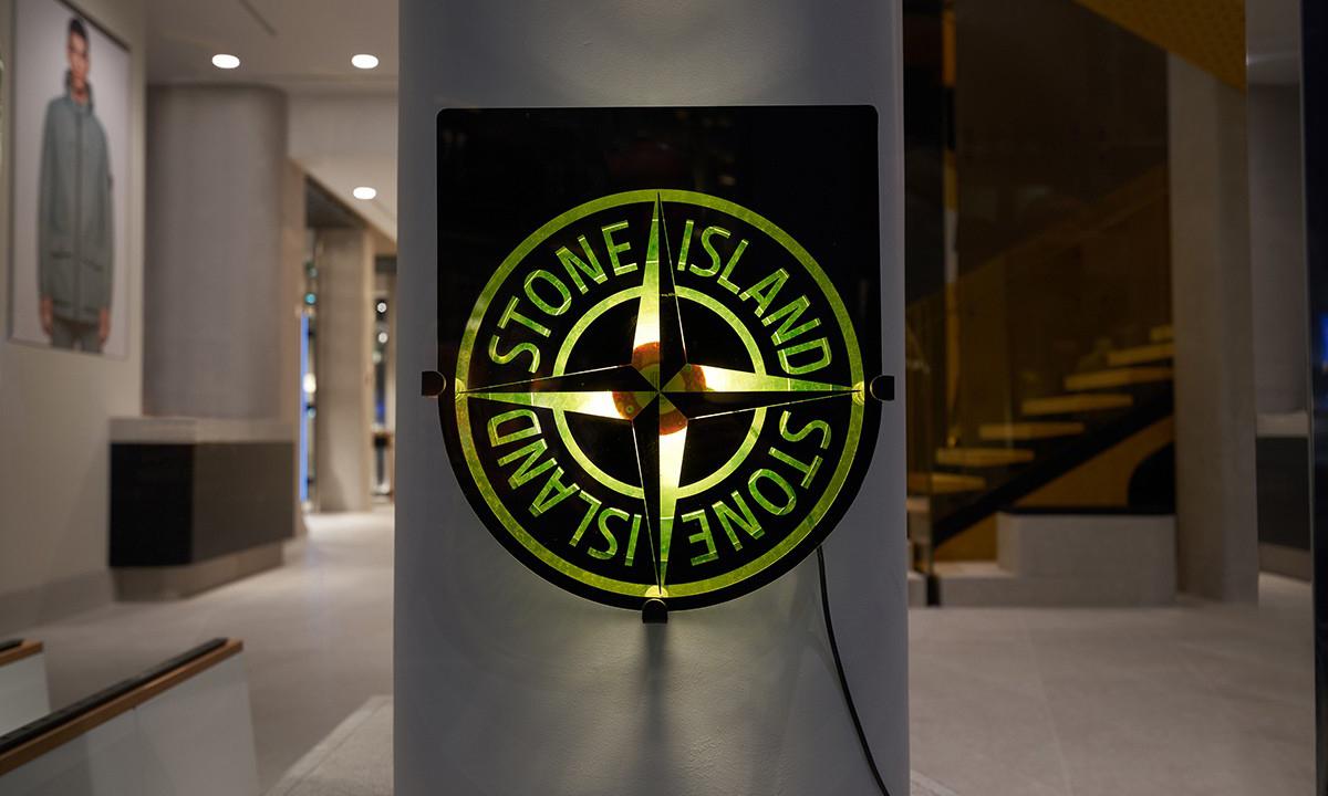 Stone Island 全新旗舰店于米兰开幕