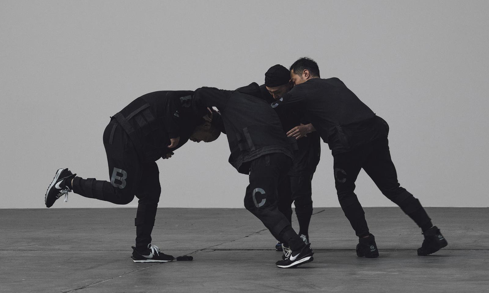 UNDERCOVER x Nike 2019 夏季联名系列释出