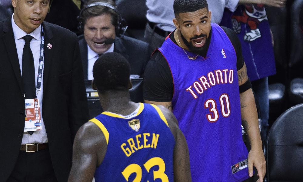 没有 Drake 的猛龙式胜利是不完整的