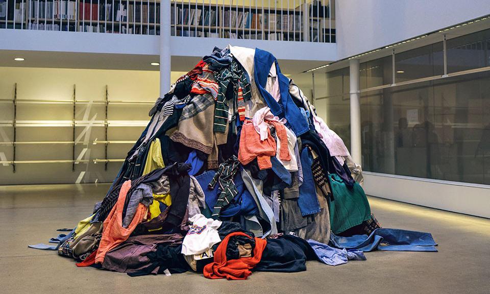 A.P.C. 在美国开启旧衣物回收利用企划