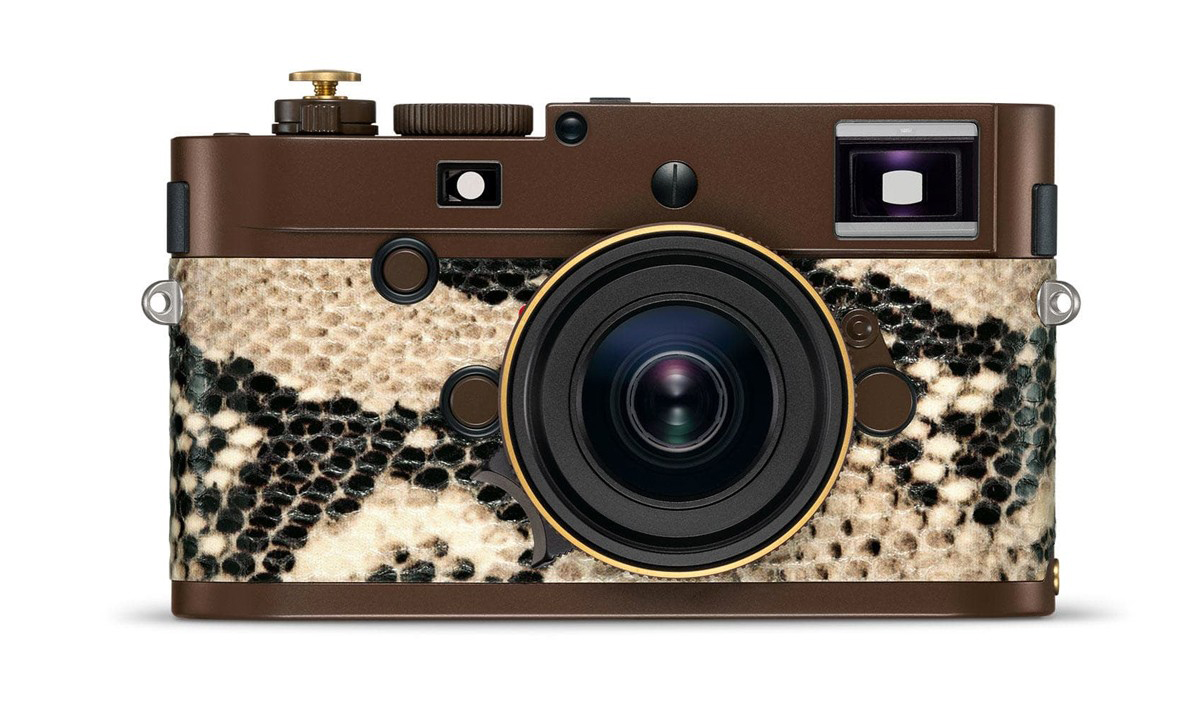 "Lenny Kravitz 再造限量 Leica M Monochrom ""Drifter"""