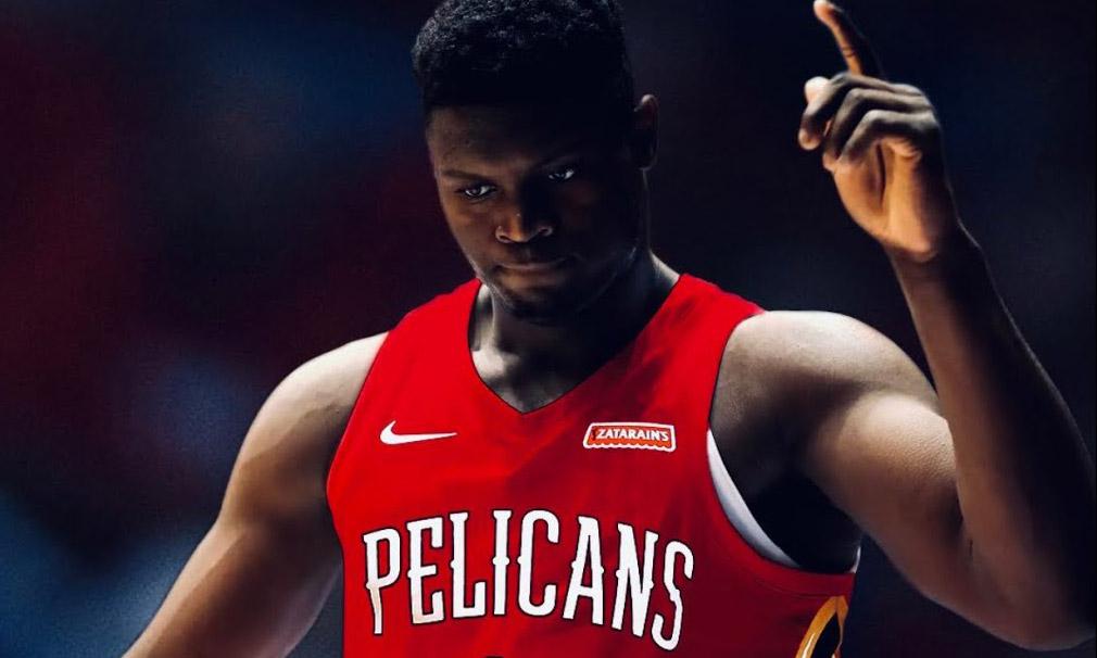 Zion 落户鹈鹕?NBA 2019 乐透抽签结果揭晓