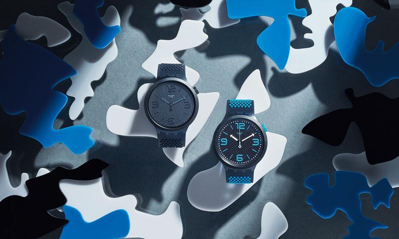 Swatch 推出全新 BIG BOLD 波点系列腕表