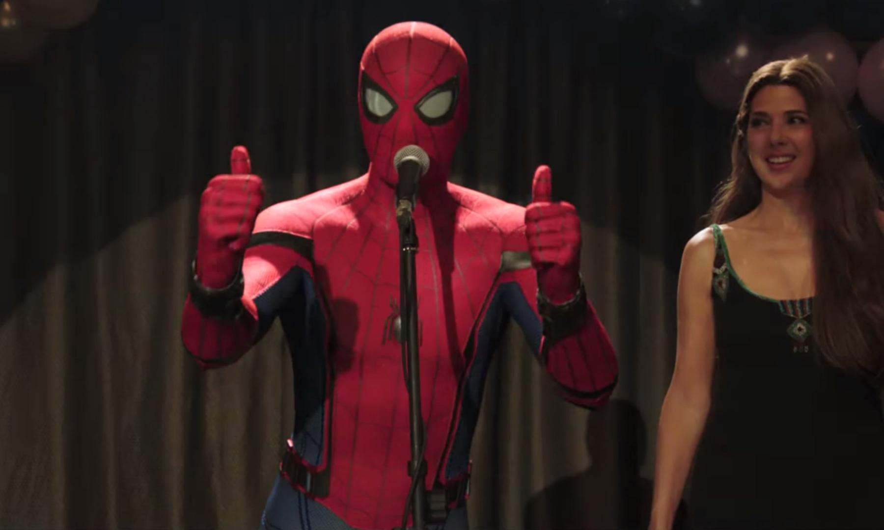 《蜘蛛侠:英雄远征》首日票房创内地第三名