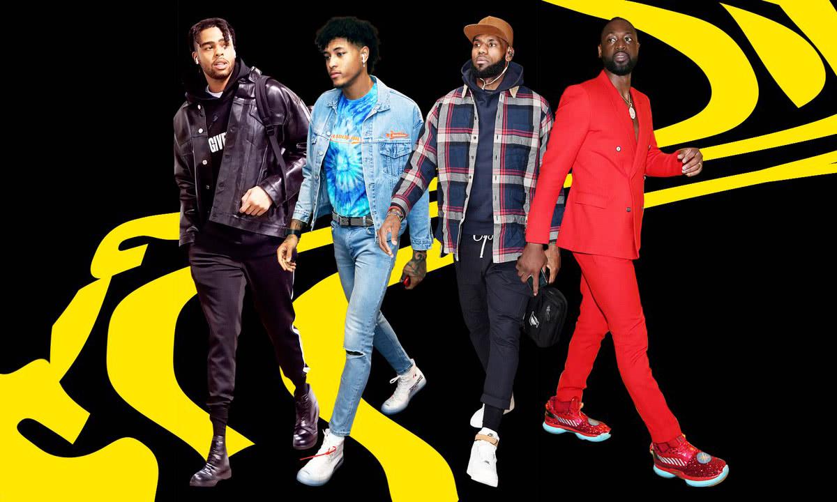 《GQ》评选 NBA 2019 年度最会穿衣球星