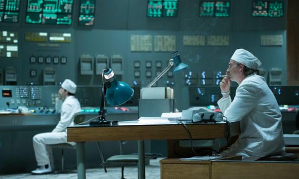 俄罗斯电视台称即将播出自己的《切尔诺贝利》剧集