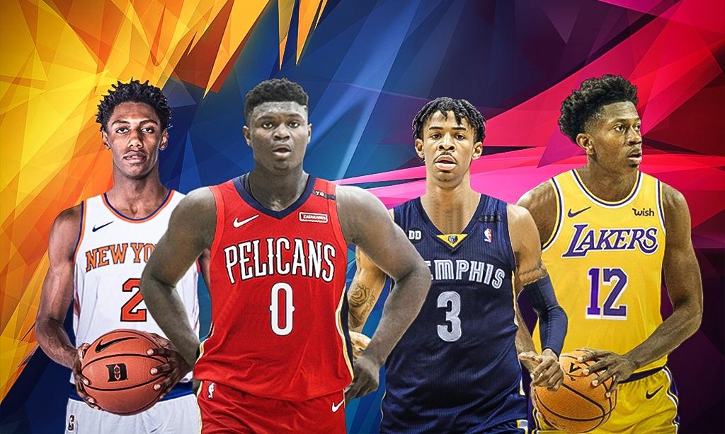 NBA 官方公布小绿屋入驻新秀名单