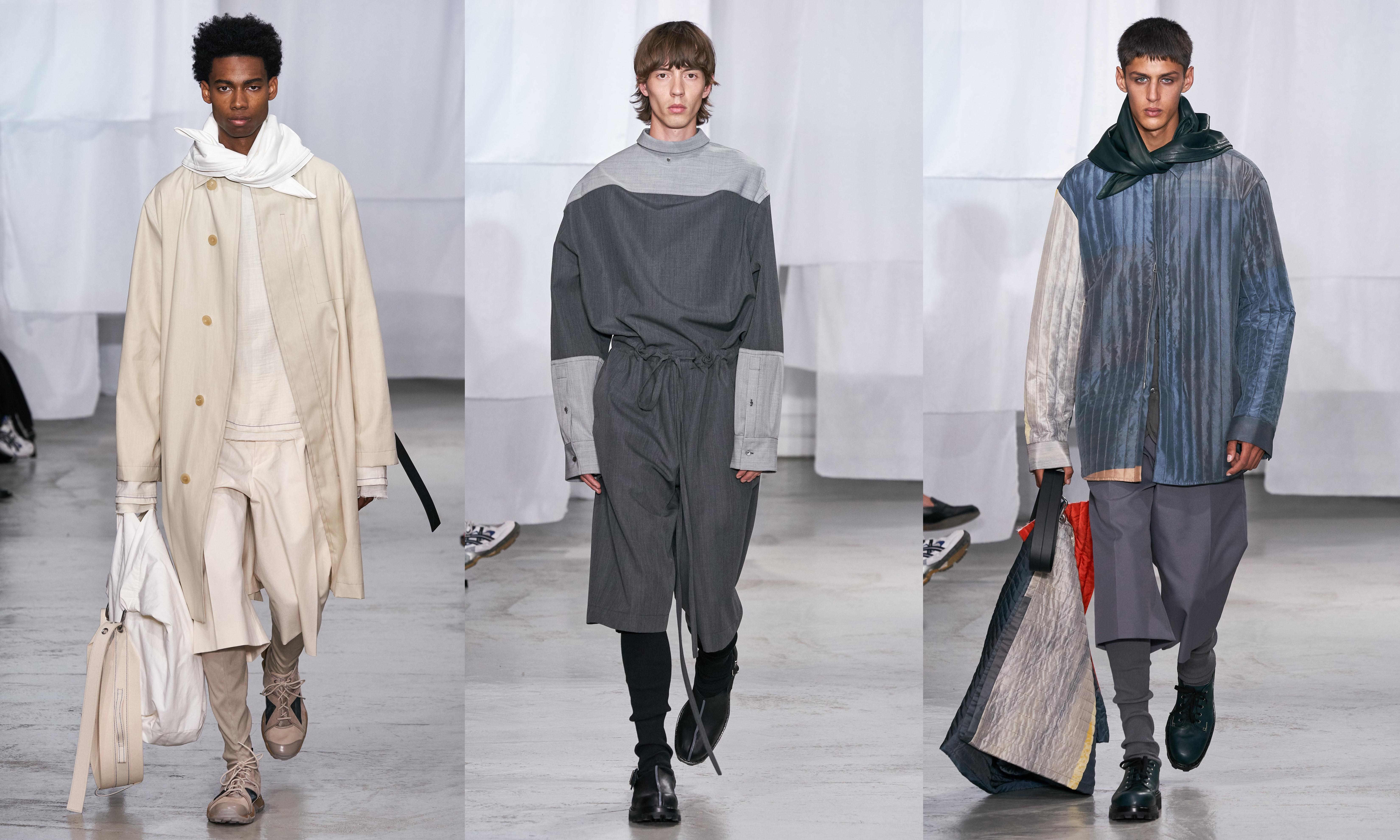 OAMC 2020 春夏系列,男装的极简主义