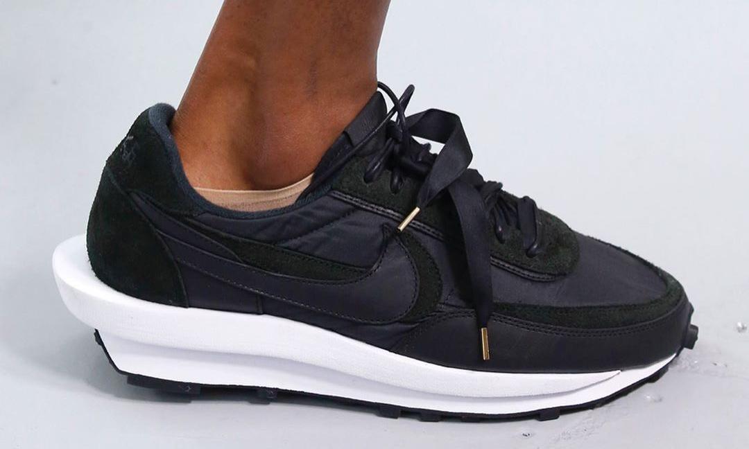 sacai x Nike LD Waffle 全新配色现身秀场