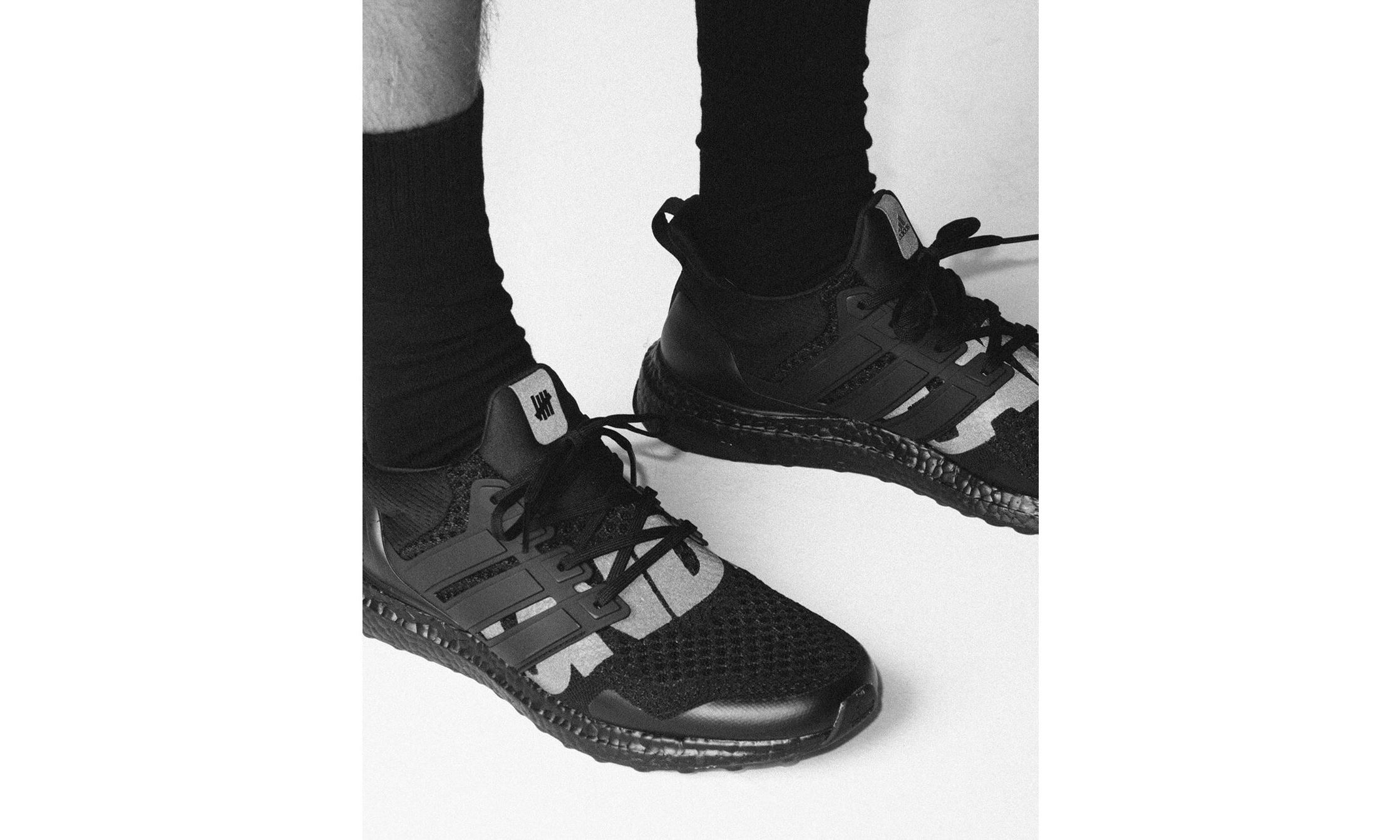 "UNDEFEATED x adidas Ultra Boost 1.0 ""Blackout"" 即将来袭"