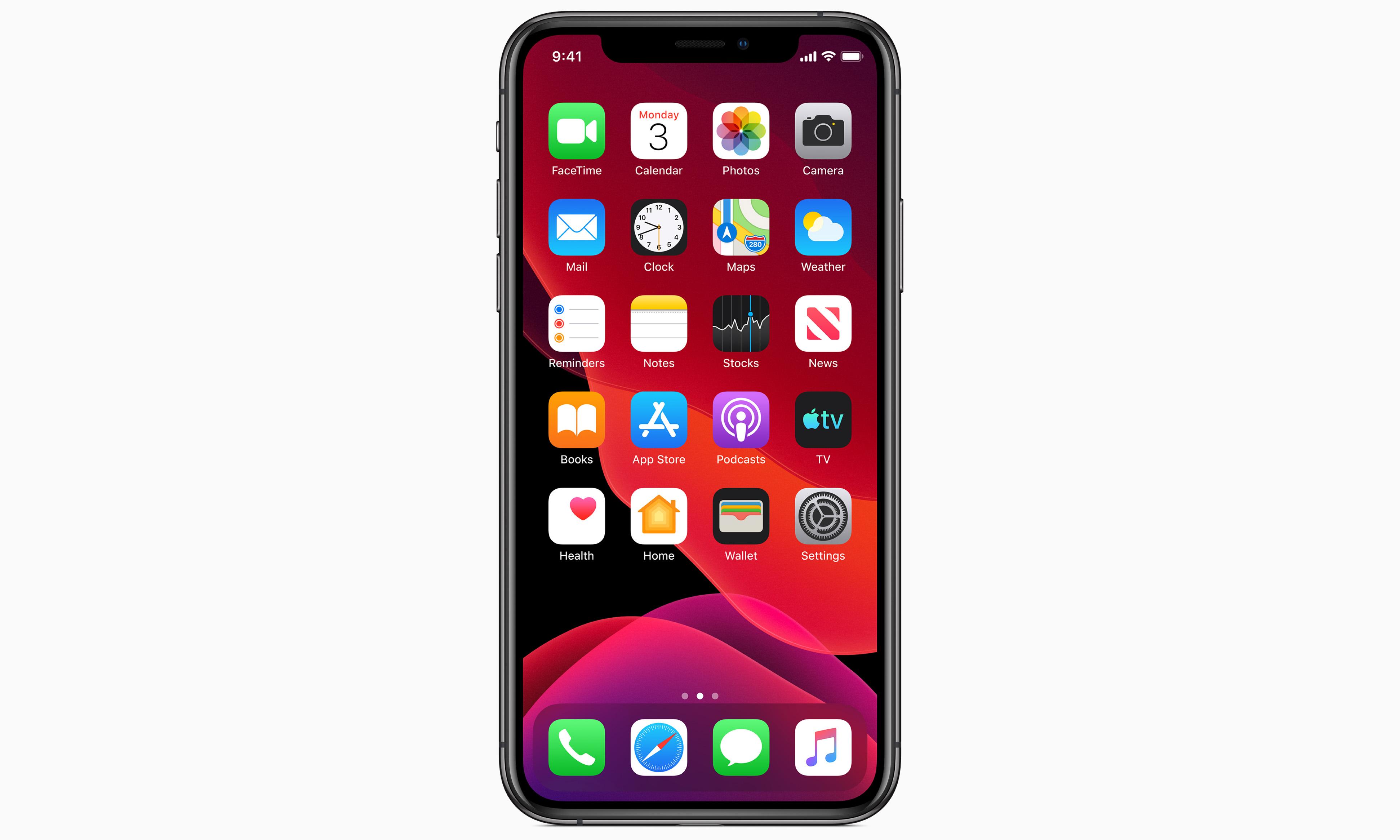 苹果正式发布新一代 iOS 13