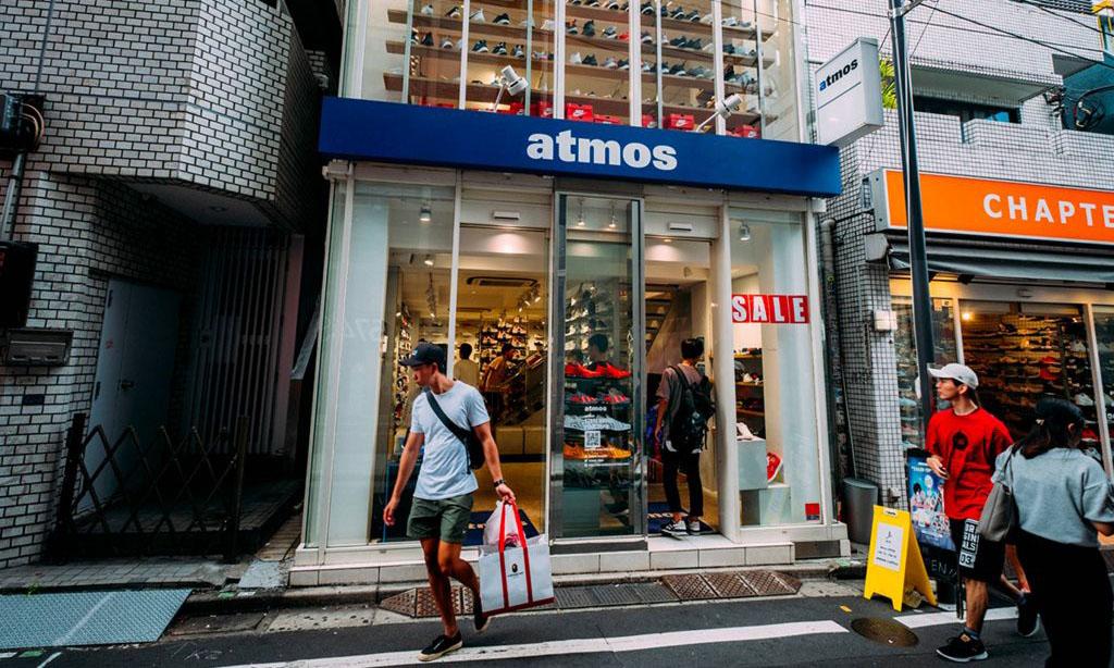 对话 atmos 设计总监:球鞋市场同质化太过严重