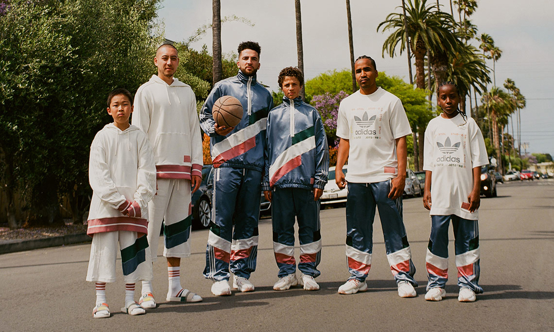 Bristol Studio x adidas Originals 2019 夏季联名系列释出