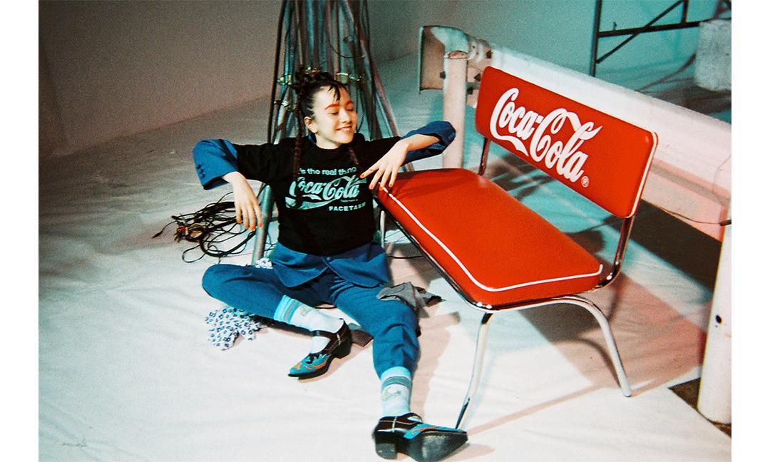 FACETASM x Coca-Cola 联名系列回归