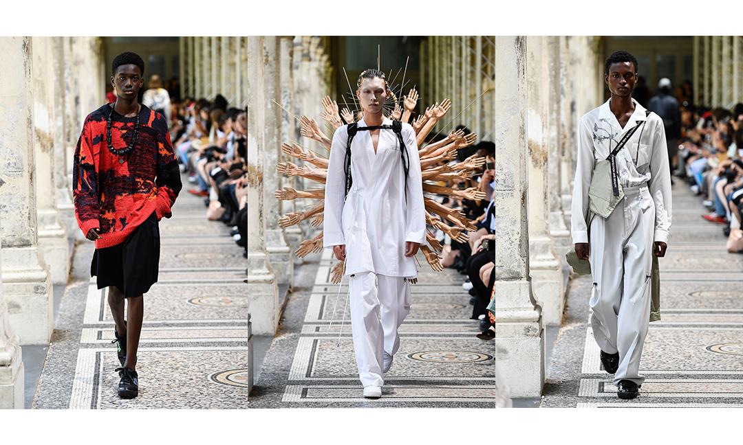 CHRISTIAN DADA 春夏 2020 男装系列带来一场朝圣之旅