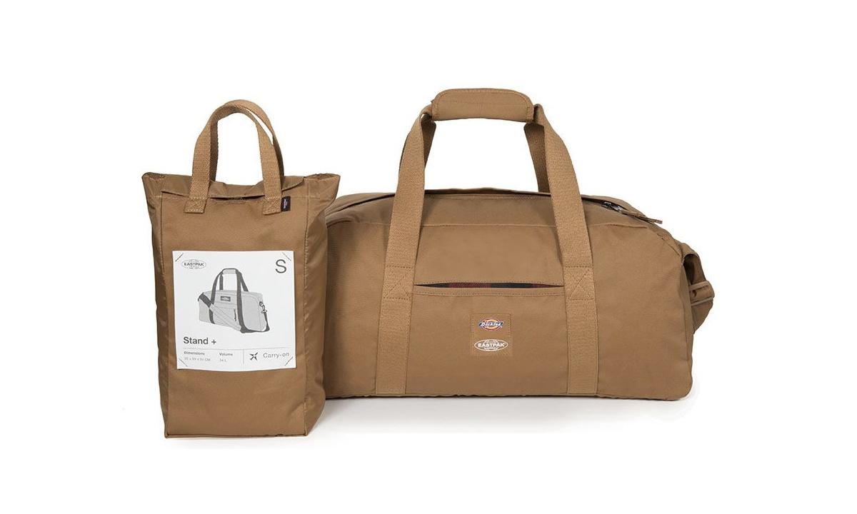 Dickies 与 EASTPAK联手打造户外包袋系列