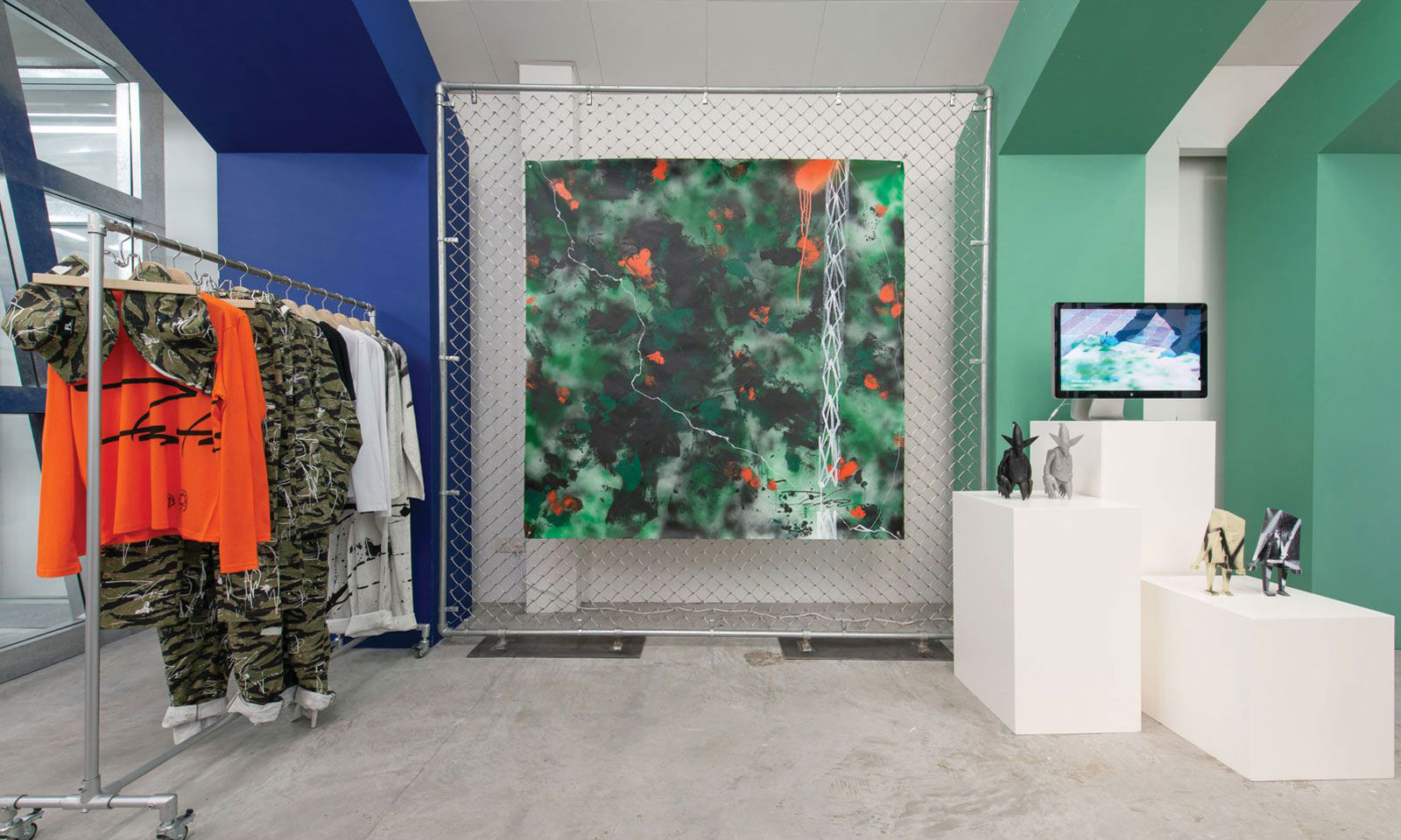 Futura Laboratories 回归首系列即将于 DSMS 开售