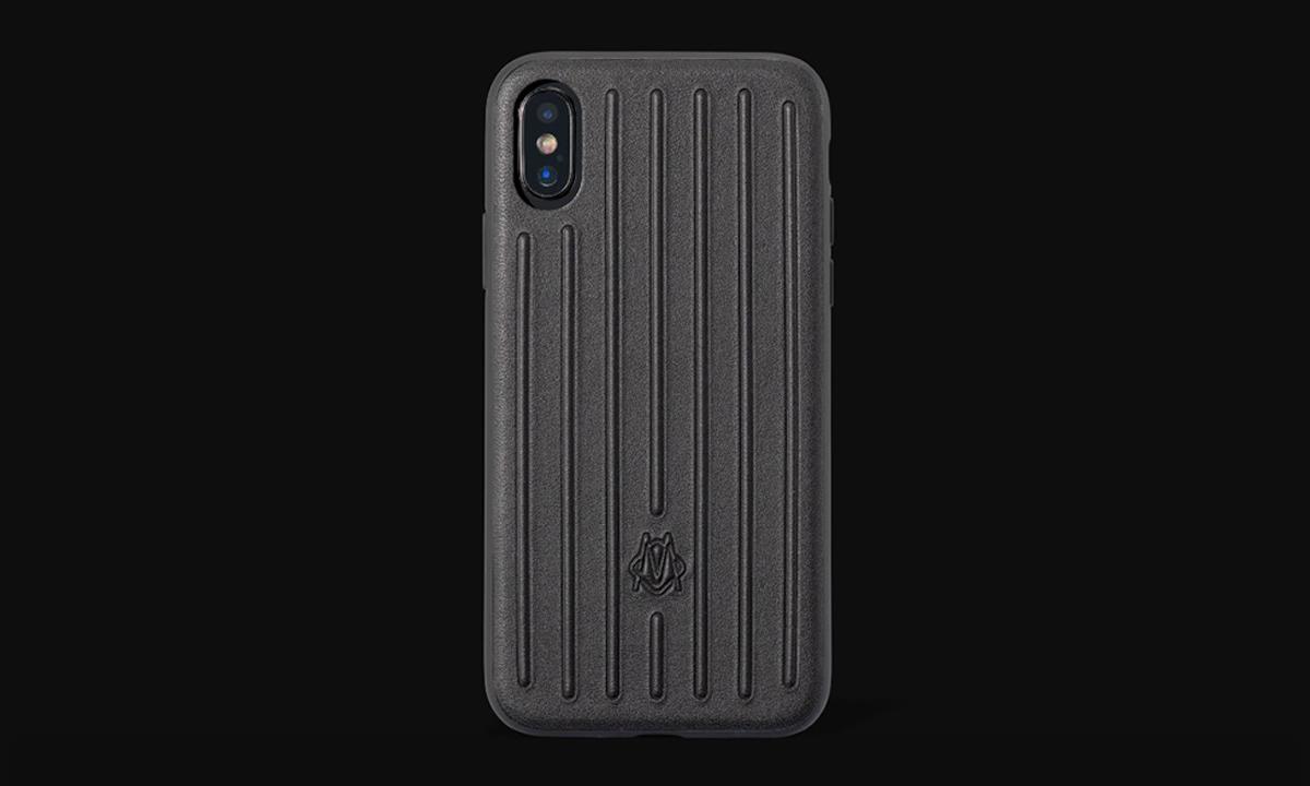 RIMOWA 推出全新材质 iPhone 手机壳