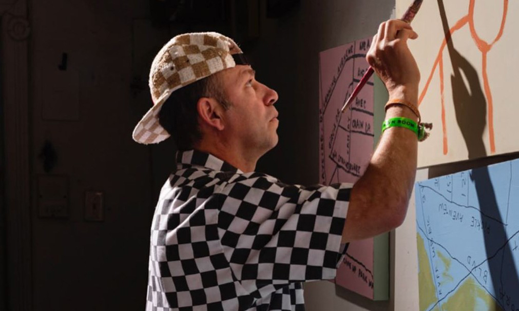 Mark Gonzales 即将于旧金山开启全新展览
