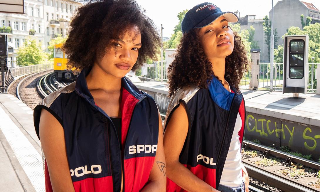 Ralph Lauren 重新推出经典 Polo Sport 系列