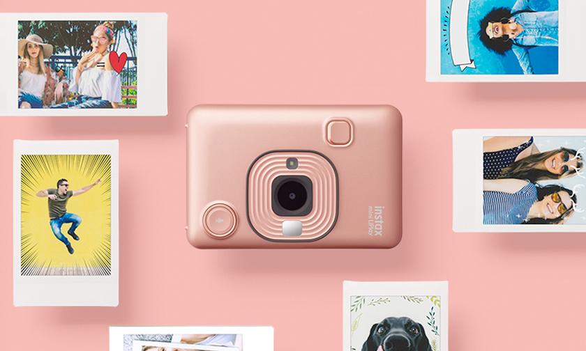 """把回忆完整保存,Fujifilm 推出 """"记录声音"""" 的即影即有相机"""