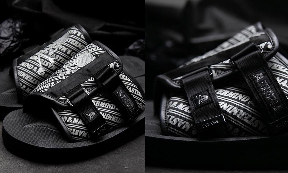 mastermind JAPAN x SUICOKE 即将发布 KAWS-VS 凉鞋