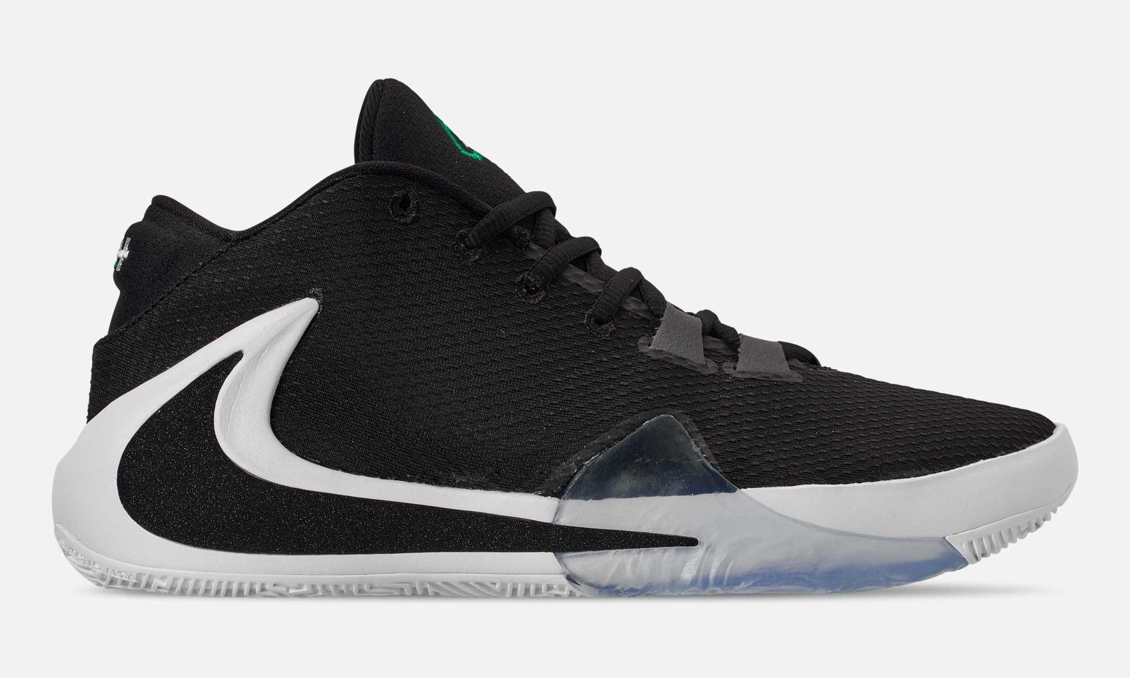 """""""字母哥"""" 首款个人签名鞋 Nike Zoom Freak 1 发售日期公布"""