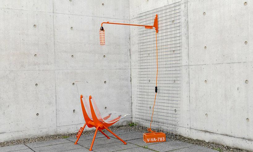 Virgil Abloh 与 Vitra 合作推出家具设计