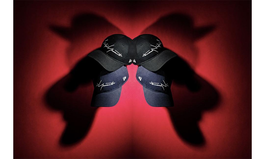 Yohji Yamamoto & New Era 合作推出 9THIRTY