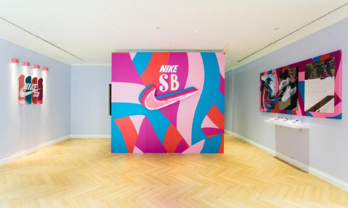 在 CONCEPTS 的狂想派对,探索 Parra X Nike SB 联名系列