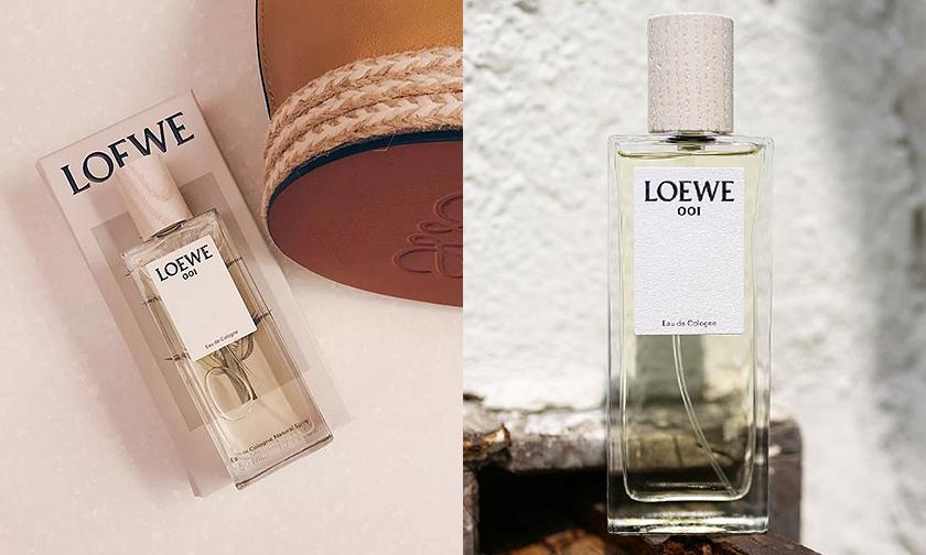 """情侣之间可以共享的香气?Loewe 推出 """"无性别"""" 香氛"""