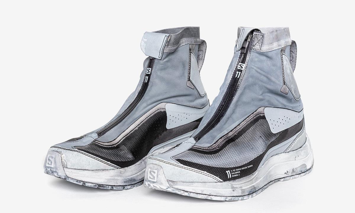 11 by Boris Bidjan Saberi x Salomon 20 春夏联名系列鞋款发布