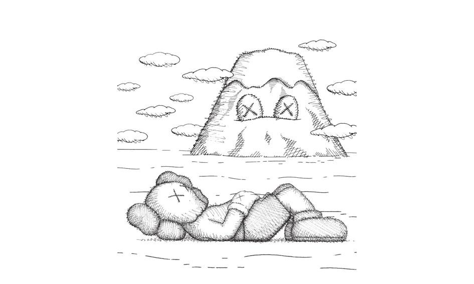 Herschel Supply 助力《KAWS:HOLIDAY》第四站:日本富士山