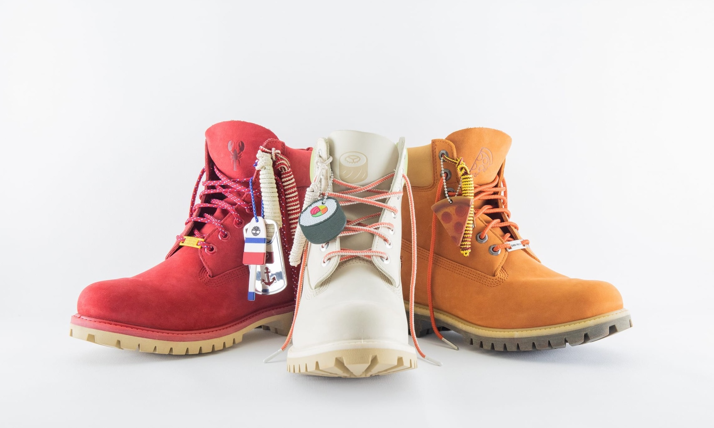 美味之作,Timberland FOOD PACK 系列限量来袭
