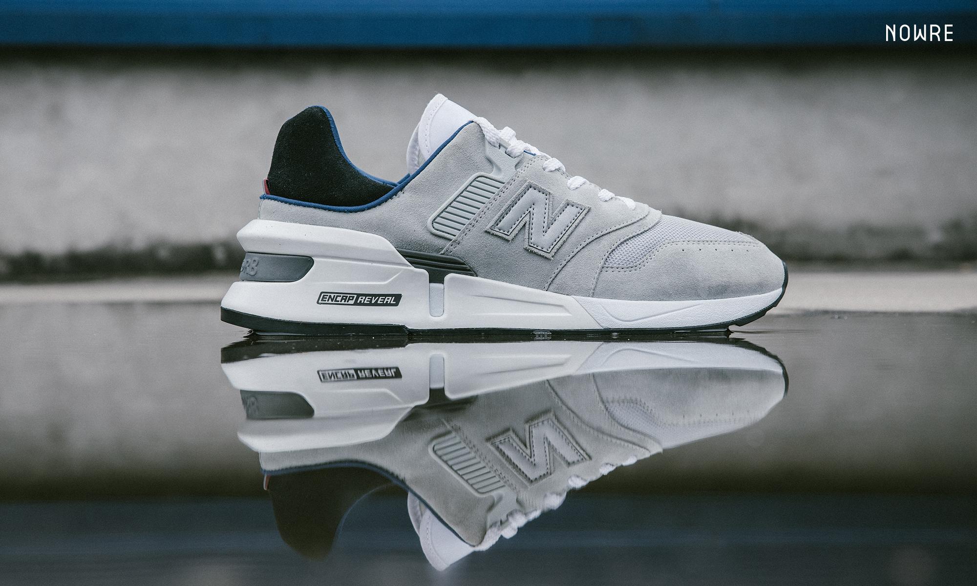 """它可能是 99X 系中最""""神秘""""的一双鞋"""