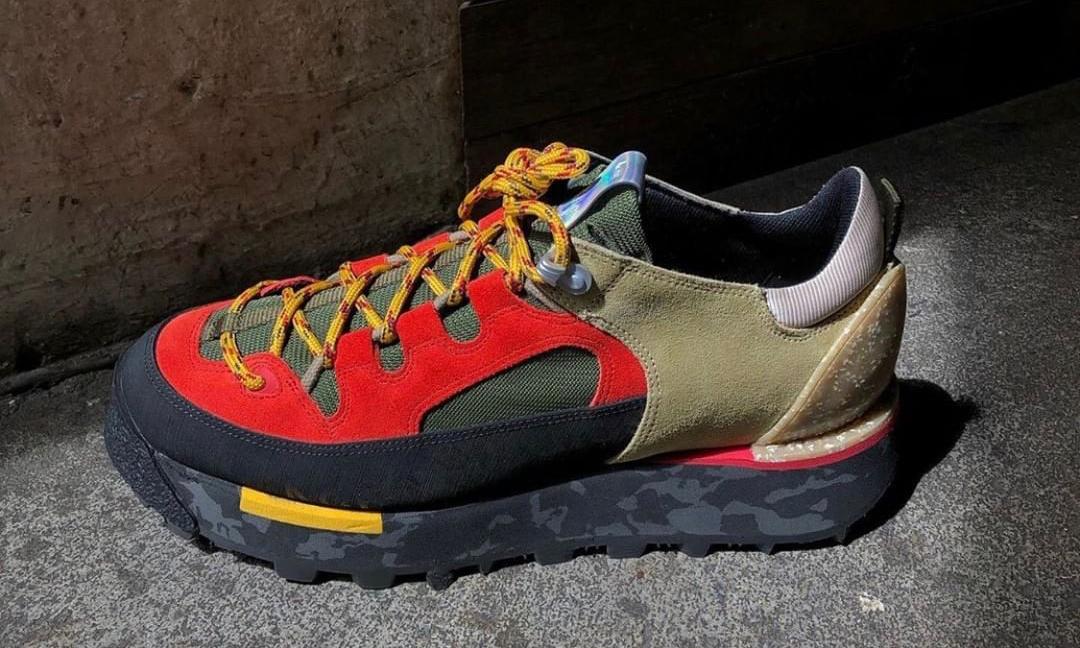Acne Studios 加入 Hiking Shoes 行列,不过这外形有点眼熟?